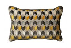 Kingsley Saffron - Cushion