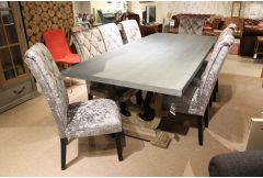 Amersham/Pimlico - Dining Set Table & Chairs - Clearance