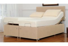 Tempur  - Ardennes Addjustable Massage Divan - Base Only