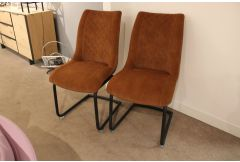 Armin - 2 x Dining Chairs - Clearance
