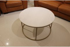 Beth - Round Coffee Table