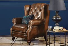 Burnham - Wing Chair