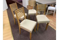 Weymouth - Set of 4 Dining Chairs - Clearance