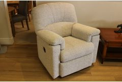 Chloe - Small Recliner Chair - Clearance
