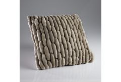 Cobblestone - Taupe Cushion