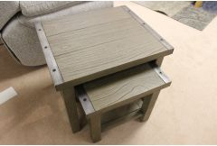 Copford Nest of 2 Tables - Clearance