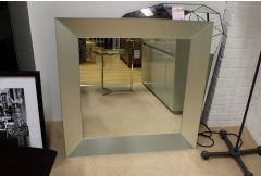 Modern Square Mirror - Clearance