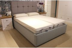 Dunlopillo - Diamond Power Adjustable Divan Set - Clearance