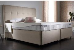 Dunlopillo - Diamond Mattress on a Firm Edge Divan Base