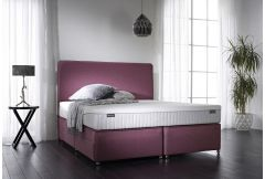 Dunlopillo - Millennium Mattress on a Firm Edge Divan Base