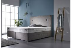Dunlopillo - Royal Sovereign Mattress on a Firm Edge Divan Base