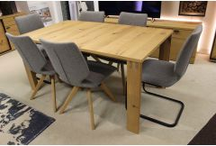 Elana - Dining Table & 6 Chairs - Clearance