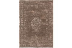 Fading World Rug - Black Pepper