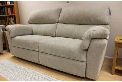 Holden - 3 Seat Double Power Recliner Sofa & Manual Recliner Chair - Clearance