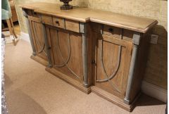 Holland Park - Apollo Wide Sideboard - Clearance