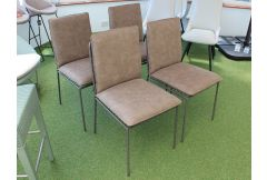 Horkesley - 4 x Dining Chairs - Clearance