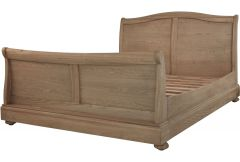 "Haverhill - 4'6"" High Foot End Sleigh Bed"