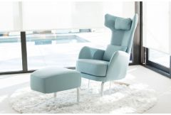 Kangou - Swivel, Rocker Recliner