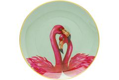 Flamingo Plate - Clearance