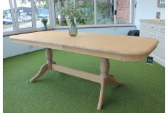 Lulworth - Extending Dining Table - Clearance