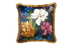 Magnolia Navy - Cushion