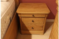 Modena - Bedside Cabinet - Clearance