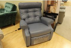 Norton - Leather Recliner Chair - Clearance
