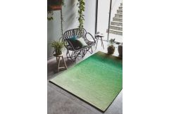 Ombre Rug - Green