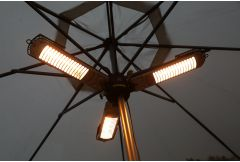 Outdoor Heater for Parasol