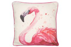 Pink Flamingo - Cushion