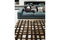 Matrix Rug -  Plaza Chocolate