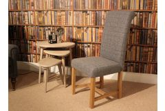 Rollback - Fabric Dining Chair