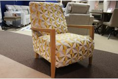 Salcott - Accent Chair - Clearance