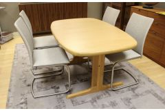 Skovby - Dining Set Comprising - Table & 4 Chairs Clearance