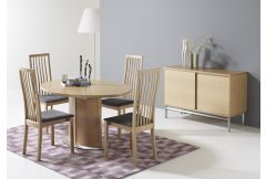 Skovby - Contemporary Oak - Dining Table (SM24)