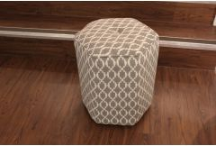 Small Hex Stool - Clearance