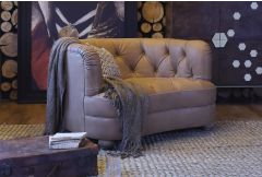 Strand - Snuggler Chair (Leather)