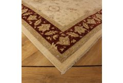 Supreme Ziegler Rug - Cream/Red 529