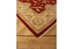 Supreme Ziegler Rug - Red 454