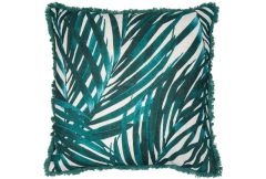 Tonga Teal - Cushion