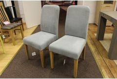 Upholstered Dining Chairs - Clearance