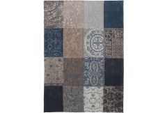 Vintage Rug  - Blue Denim