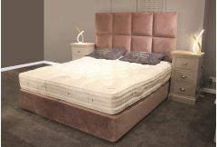 Vispring - Kingsbridge Divan Set & Atlas Headboard
