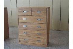 Cannes - Chest 4 + 2 Drawer
