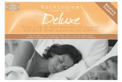 Backchoice Deluxe - Duck Down Surround Pillow