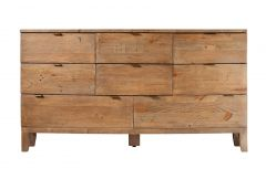 Barbados- 8 Drawer Wide Chest