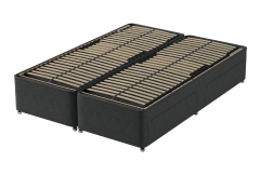 King Size 150cm x 200cm Slatted Base 4 Drawer