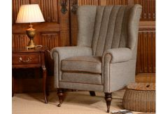 Harris Tweed - Dunmore Chair