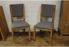 Iowa - 2 x Dining Chairs - Clearance