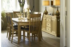 Modena - D-end Dining Table